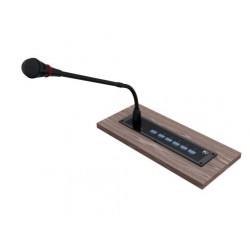 ITC TS-0623A - Встраиваемый пульт делегата